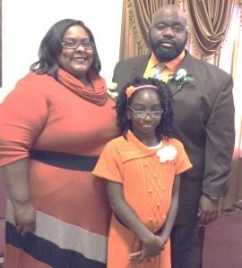 pastor family